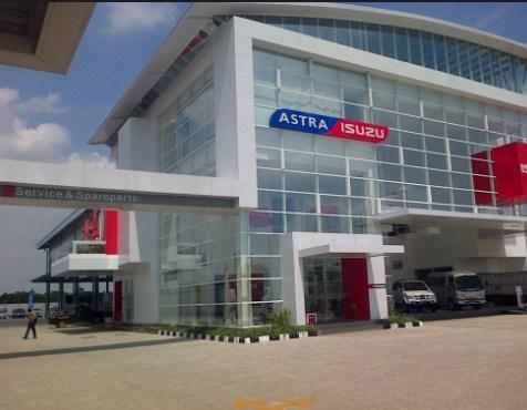 Dealer Isuzu Jakarta Selatan